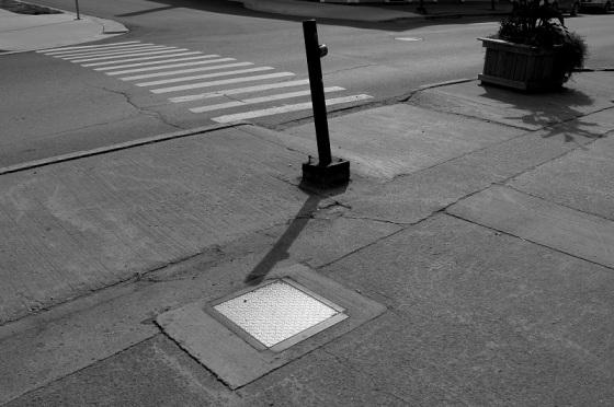 black and white, photo, street
