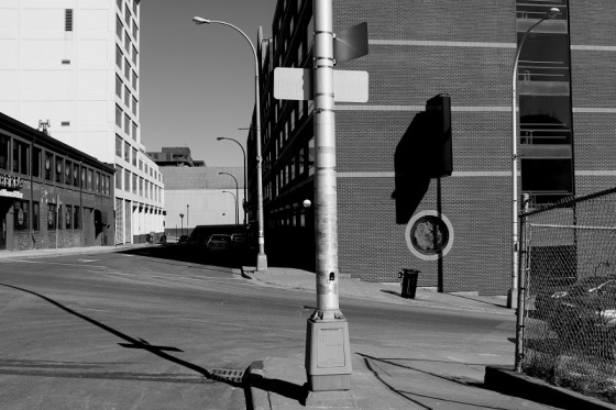 black and white, photo, cityscape, Halifax,