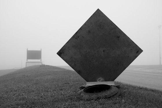 black and white, photo, Photo Vogue, Art + Commerce, fog, Shapes of Things,