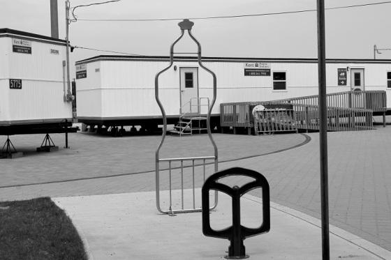 black and white, photo, social landscape, Halifax, Nova Scotia,