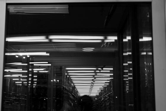 black and white, photo, light,
