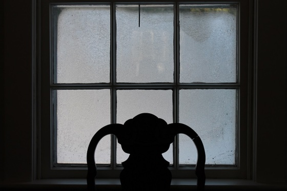 photo, colour, window, January,