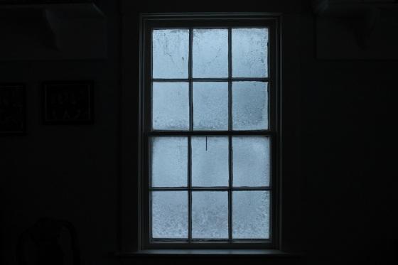 colour, photo, window, frost, Winter, January, Nova Scotia,
