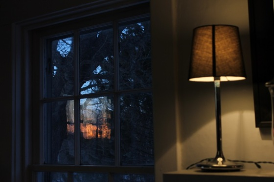 colour, photo, window view,