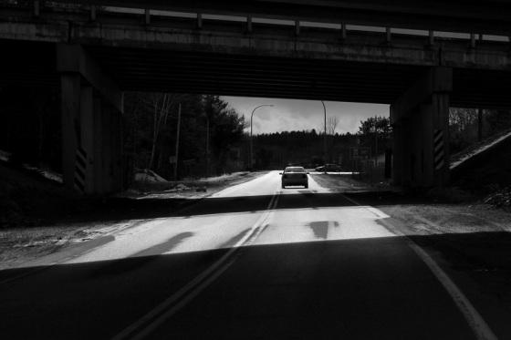 Highway #1, Route 1, Nova Scotia,
