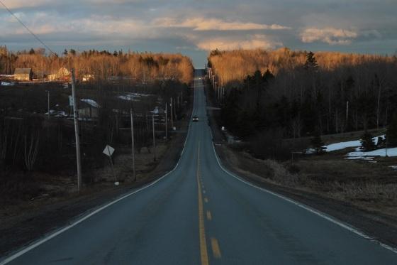 Route 14, Nova Scotia
