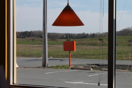 sign, lamp, space age,