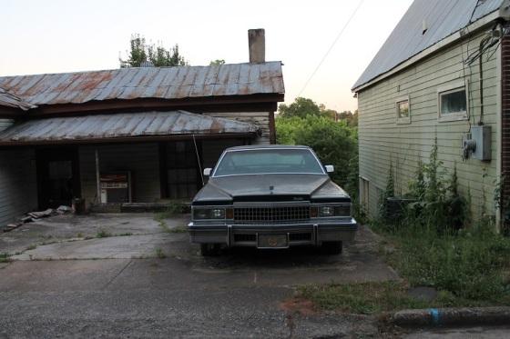 Americana, Cadillac,
