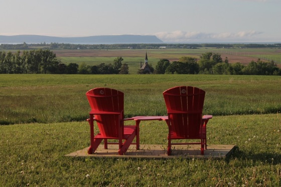 UNESCO World Heritage Site, Grand-Pré, NS