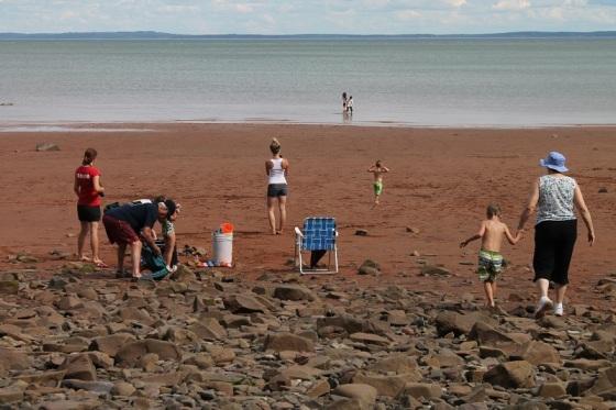people, beach, summer,