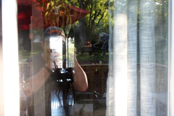 reflection, door into summer,