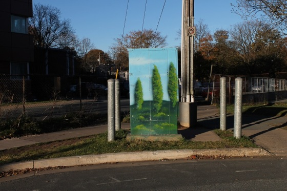 painting, art, street, Halifax,