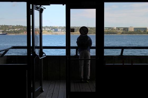 Halifax Harbour, juxtaposition,