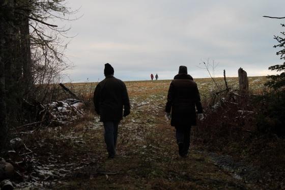walking, people,