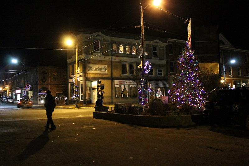 December Downtown