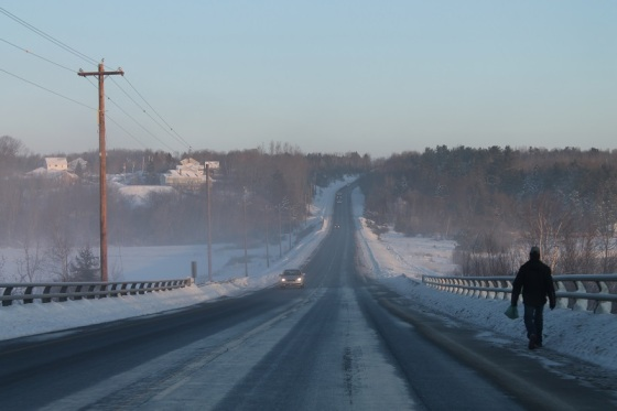 Annapolis Valley, Morning, traffic,