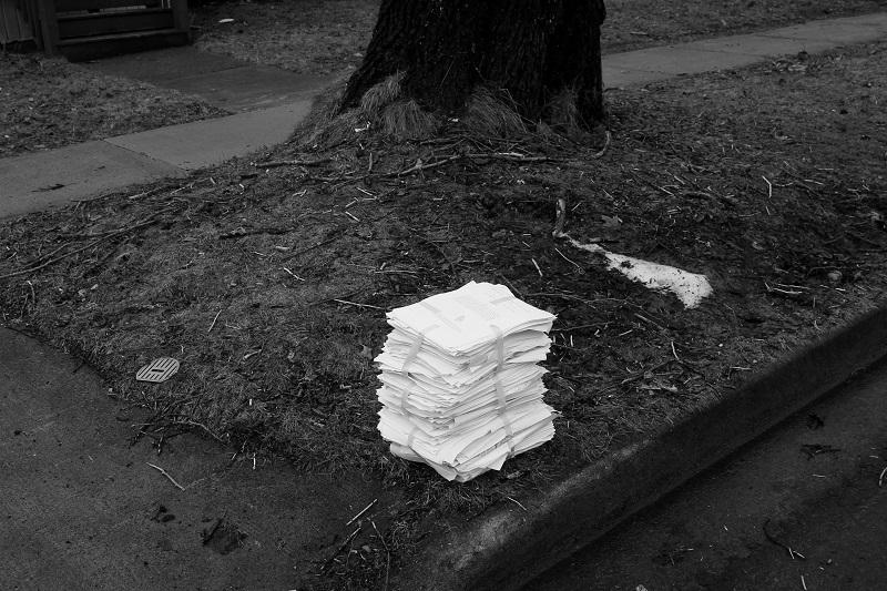 Curbside Manuscript