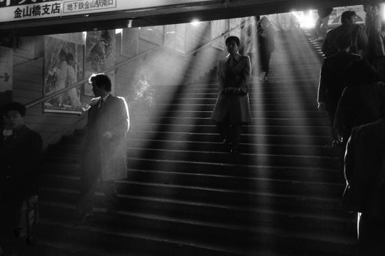 Kanayama Station, Nagoya, Japan, commuters,