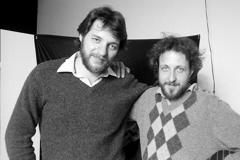 Edward Burtynsky and Marcus Schubert,1984