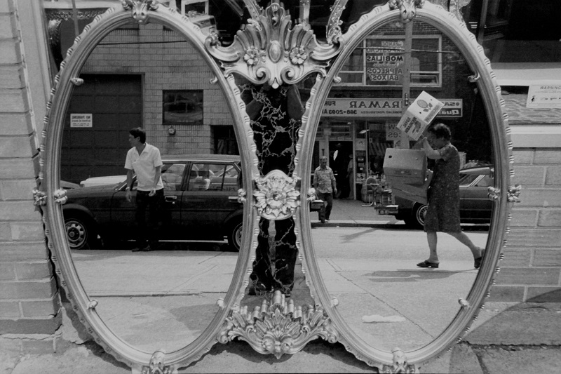 mirror, Toronto,