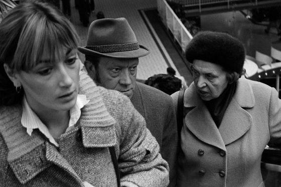 people, street, Toronto, 1980