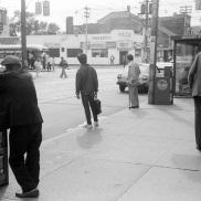 Toronto, street, 1984,