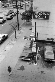 Spadina Hotel, Totonto, 1984,