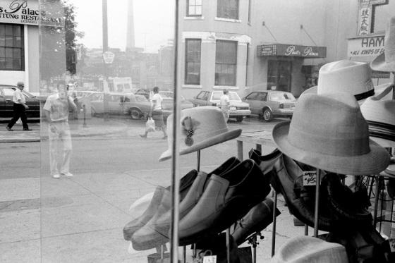 street photography, Toronto, time warp,