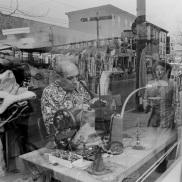 Toronto, street, tailor, 1980,