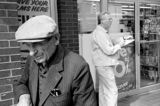 street, 1984, Toronto,