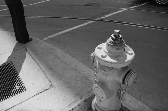 Toronto, street, hydrant, 1980,