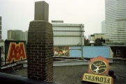 rooftop, Toronto, 1982,