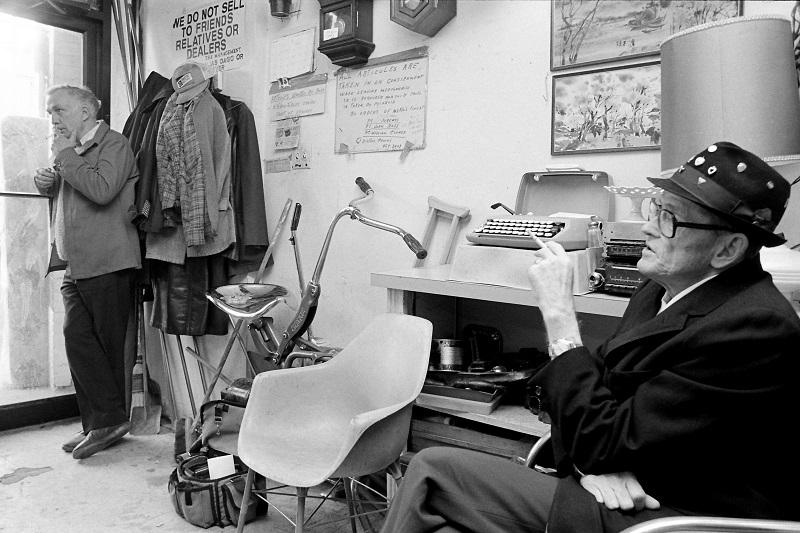 Crazy Joe's Flea Market, Toronto,1983