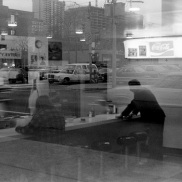 Toronto, 1980, reflection