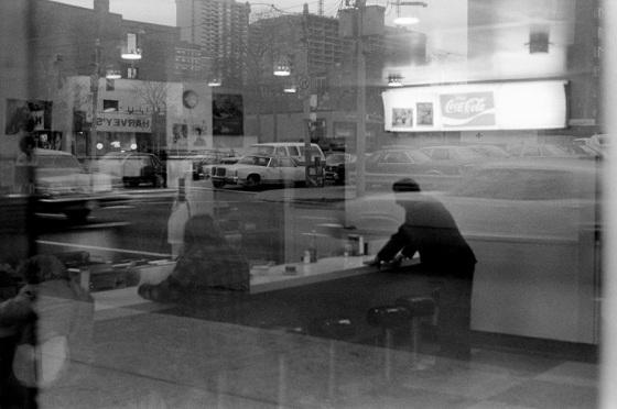 Toronto, 1980, reflection