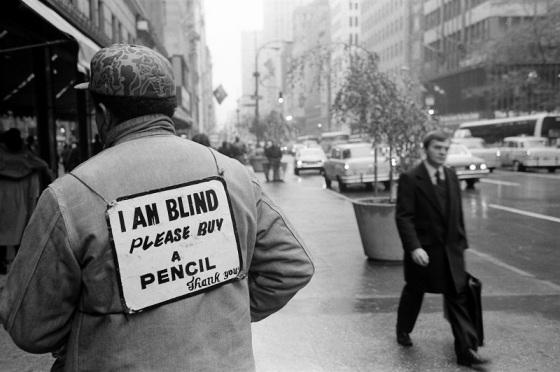 New York, 1983, street,