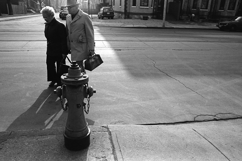 Toronto, street, 1980,