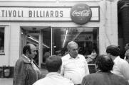 Kensington Market, Tivoli Billiards, Toronto, 1983,