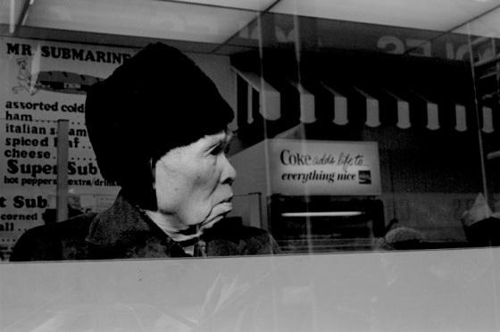 Toronto, 1980, street,