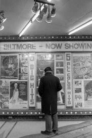 Biltmore theatre, Yonge Street, Toronto, 1982,