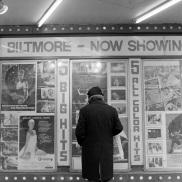 Biltmore theatre, Yonge Street, Toronto, 1982,