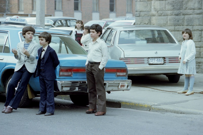 Wedding Guests, Toronto,1982