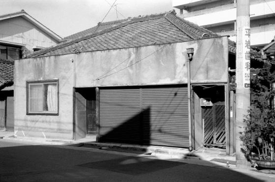 house, Nagoya, 1987