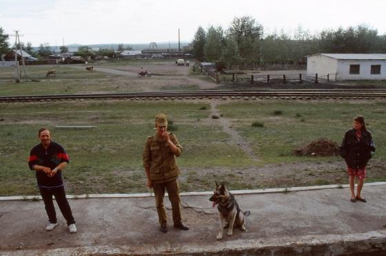 Russia, 1993,