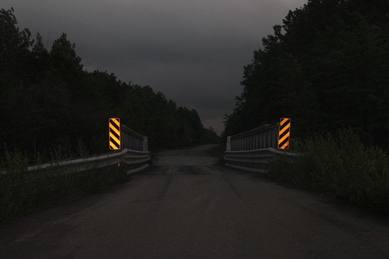 One-Lane Bridge, Caribou,NS