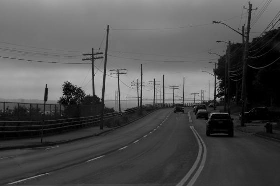 Bedford Highway, McKay Bridge,