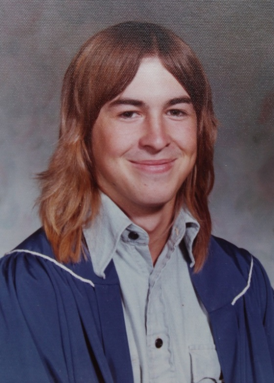 high school portrait