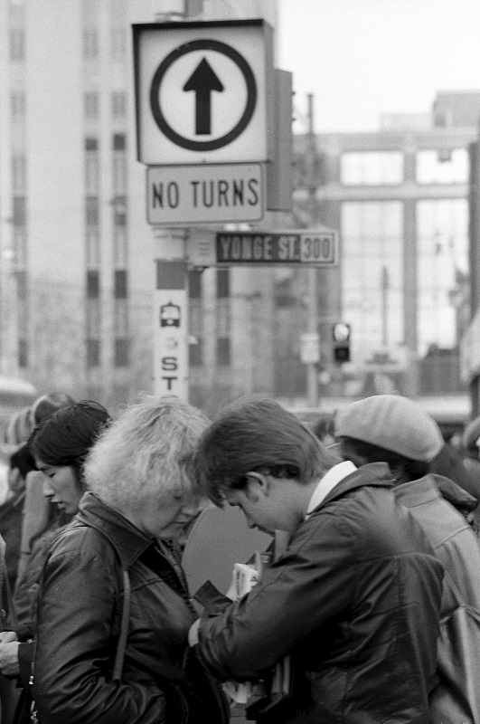 Yonge Street, Toronto, 1982, Toronto Flashback (1980-1986),
