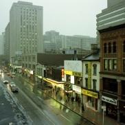 Yonge Street, Toronto, 1982