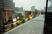 Yonge Street, colour, 1982,